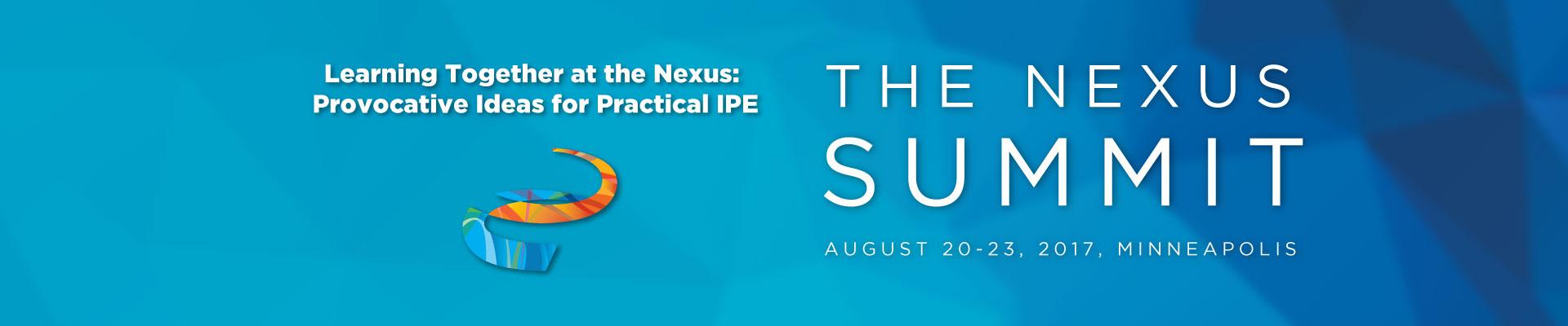 Nexus Summit 2017